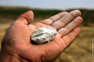 Голубая глина из Малоархангельска