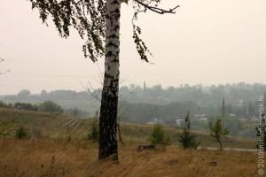 Центральная часть России постепенно погружается в дым. 7 августа 2010 года над Малоархангельским районом появилась дымная пелена.