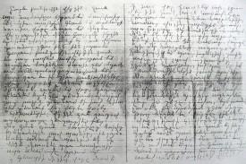 Гукасян Лори. Последнее письмо жене.