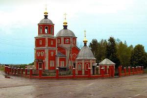 Церковь Михаила Архангела в Малоархангельске, 2008 год