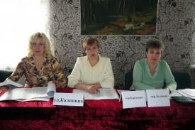 Комиссия на избирательном участке г. Малоархангельска