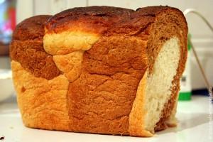 Буханка хлеба от Малоархангельского хлебозавода
