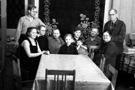 Семья Захарьевых
