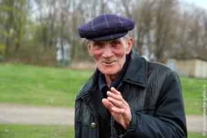 Дядя Вася Скорятин. Весна 2010 года.