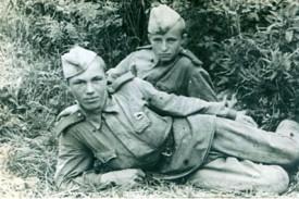 После учебы Василий Скорятин был направлен в зенитно-прожекторный полк прожектористом