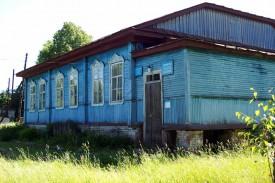 Топковская земская больница, современное фото.