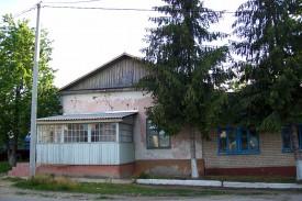 Хирургический корпус Покровской больницы. Современное фото.