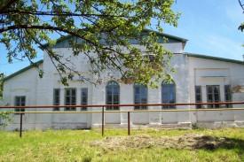 Дом С.С. Горовцевой (с тыльной стороны)