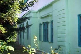 Дом С.С. Горовцевой в селе Успенское (вид спереди)