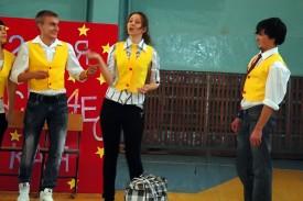 КВН в Малоархангельской средней школе