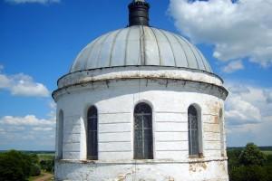 Церковь Владимирской Божией матери (Покровская), с. Архарово. Фото 2007 г.
