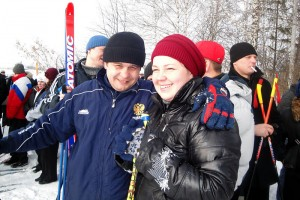 Зимняя Спартакиада 2011-го года.