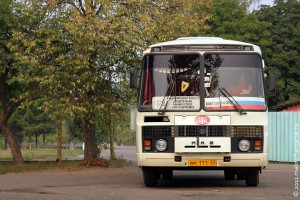 Автобус ООО ПТК «Малоархангельское отделение».