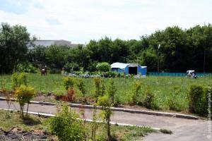 Бывший Никулинский сад, фото 2009 года.