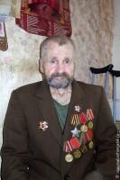 С. А. Головин, житель Верхососенья, участник Великой Отечественной войны.