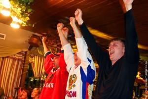 Финал ЧМ-2009 по хоккею.
