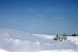 Ретрансляционная вышка в Малоархангельске.