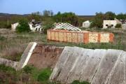 Остатки животноводческой фермы ТНВ Новое, 2011 год.