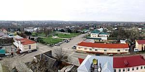Малоархангельск с высоты птичьего полёта. Нажмите на изображение, чтобы перейти к осмотру (откроется в новом окне).