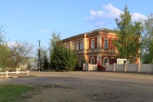 Больница Малоархангельска.