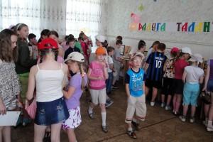 31 мая 2011 г. в Доме детского творчества г. Малоархангельска подвели итог работы за год.