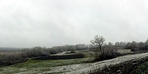 Первый снег на Первой Ивани. Нажмите на изображение, чтобы перейти к осмотру (откроется в новом окне).