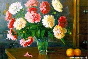 Картина художника Смекаева.
