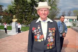 Алексей Константинович Легостаев из с. Легостаево.