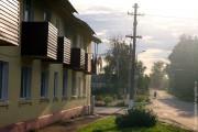 Малоархангельск. Пересечение улиц Советской и Ленина.