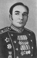 Бобраков Федор Михайлович. Фото из книги Кошевой П. К. В годы военные.