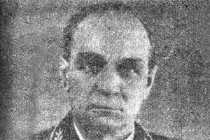 Бобраков Федор Михайлович, фото из газеты Звезда, 1984 год.