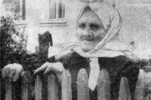 Елена Антоновна Чечнева, мама лётчицы Марины Чечневой.