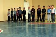Ученики Совхозской средней школы.