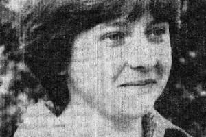 Молодая избирательница Екатерина Рудова.