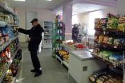 В магазине самообслуживания деревни Покровское Малоархангельского района.