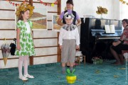 Праздник осени в Тиняковском детском саду. Репка.