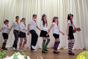 КВН в Малоархангельске, 2012 год.