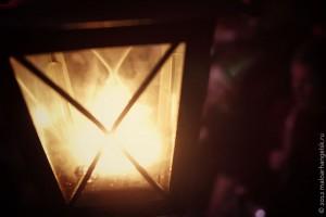 Сретенская свеча.