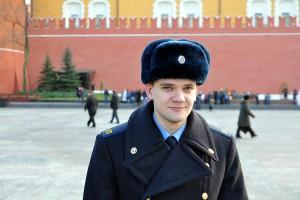 Земляки в армии: Максим Лебедев. Фото: Вконтакте.