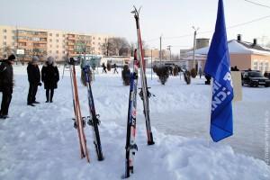 Зимняя спартакиада трудящихся — 2012.
