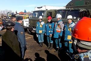 Спасательные службы районов электрических сетей филиала ОАО «МРСК Центра» — «Орелэнерго».