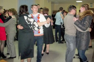 Вечер встречи выпускников в Малоархангельске, 2012 год.