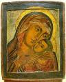 Икона матери Божией в Корсуни.