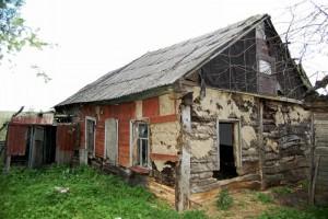Дом в д. Акинтьево.