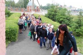Ученики двух школ Малоархангельска побывали на дне открытых дверей в художественной школе.