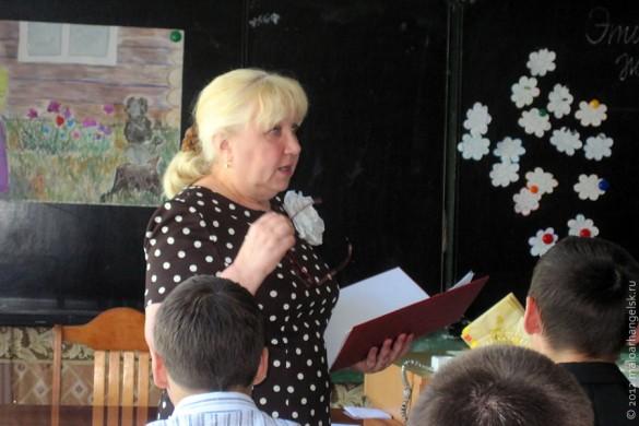 Татьяна Алексеевна Чернова, учитель физики.