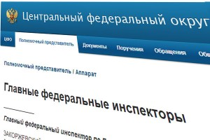 Сайт ЦФО.