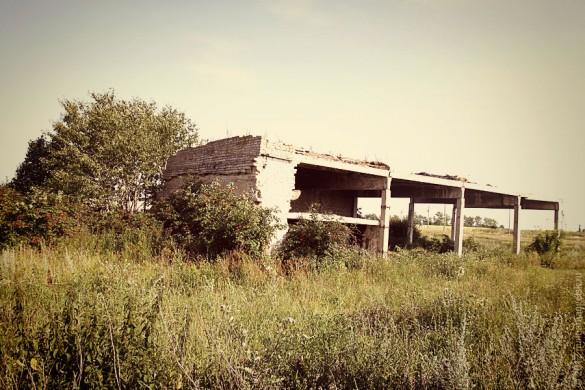 Здание котельной.