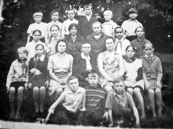 Класс, в котором училась Чекоданова Татьяна Алексеевна.