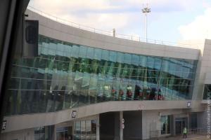 Аэропорт Шереметьево.
